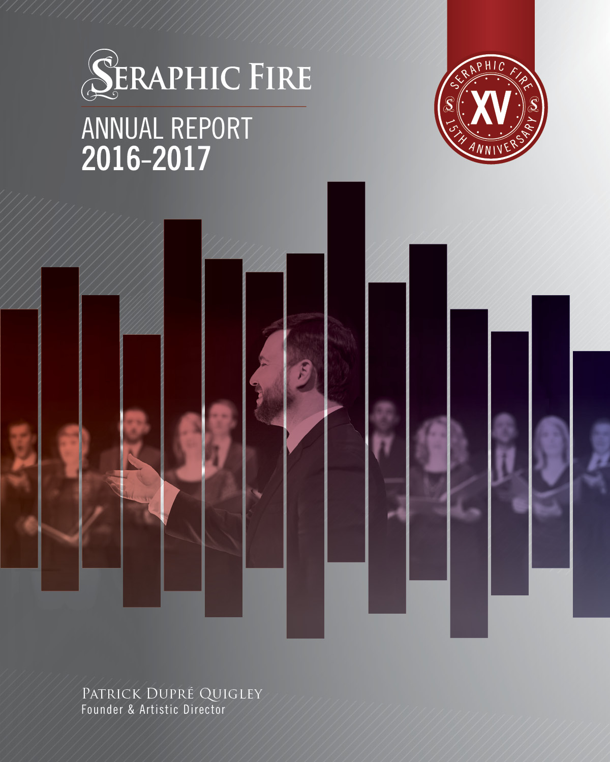 Seraphic Fire - Annual Report 2016-2017