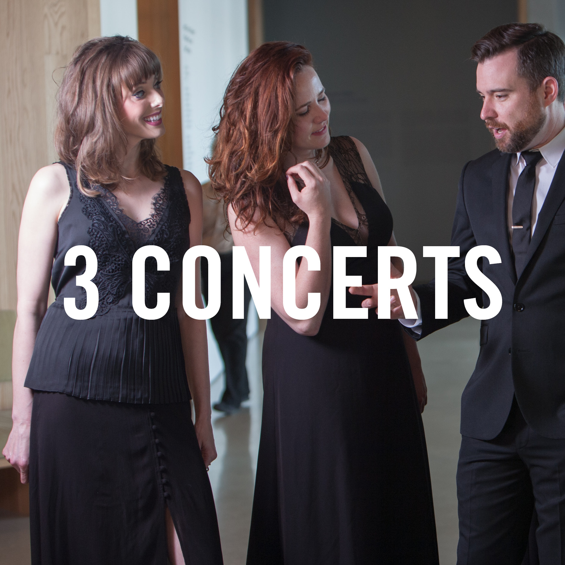 3 Concerts