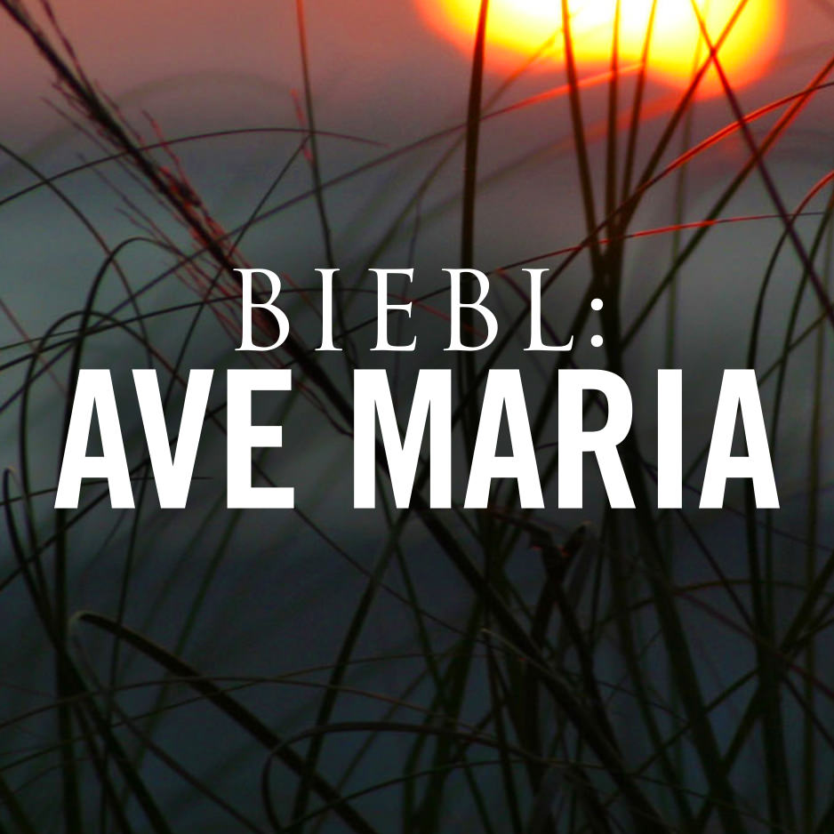 Biebl: Ave Maria – Music for Men's Chorus