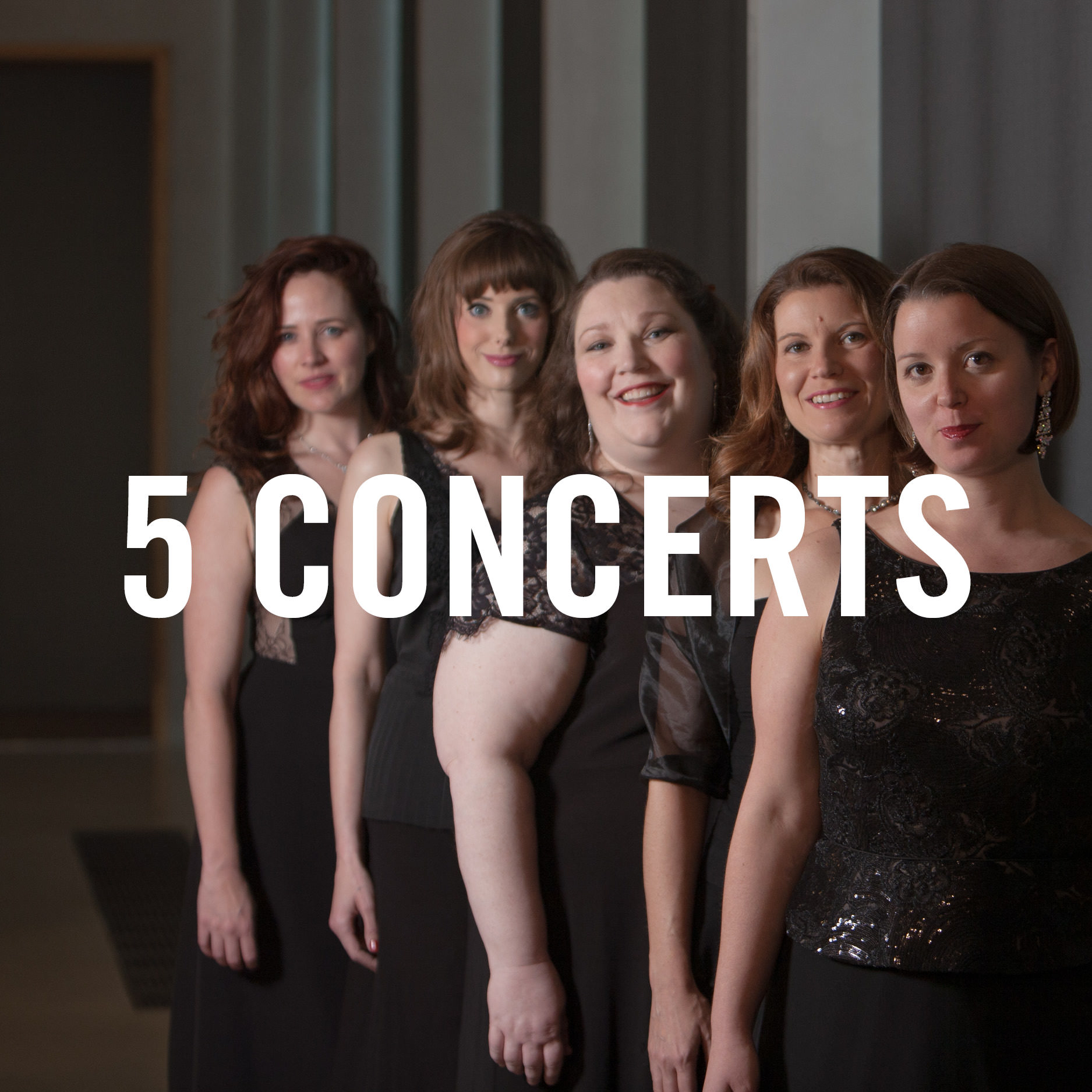 5 Concerts