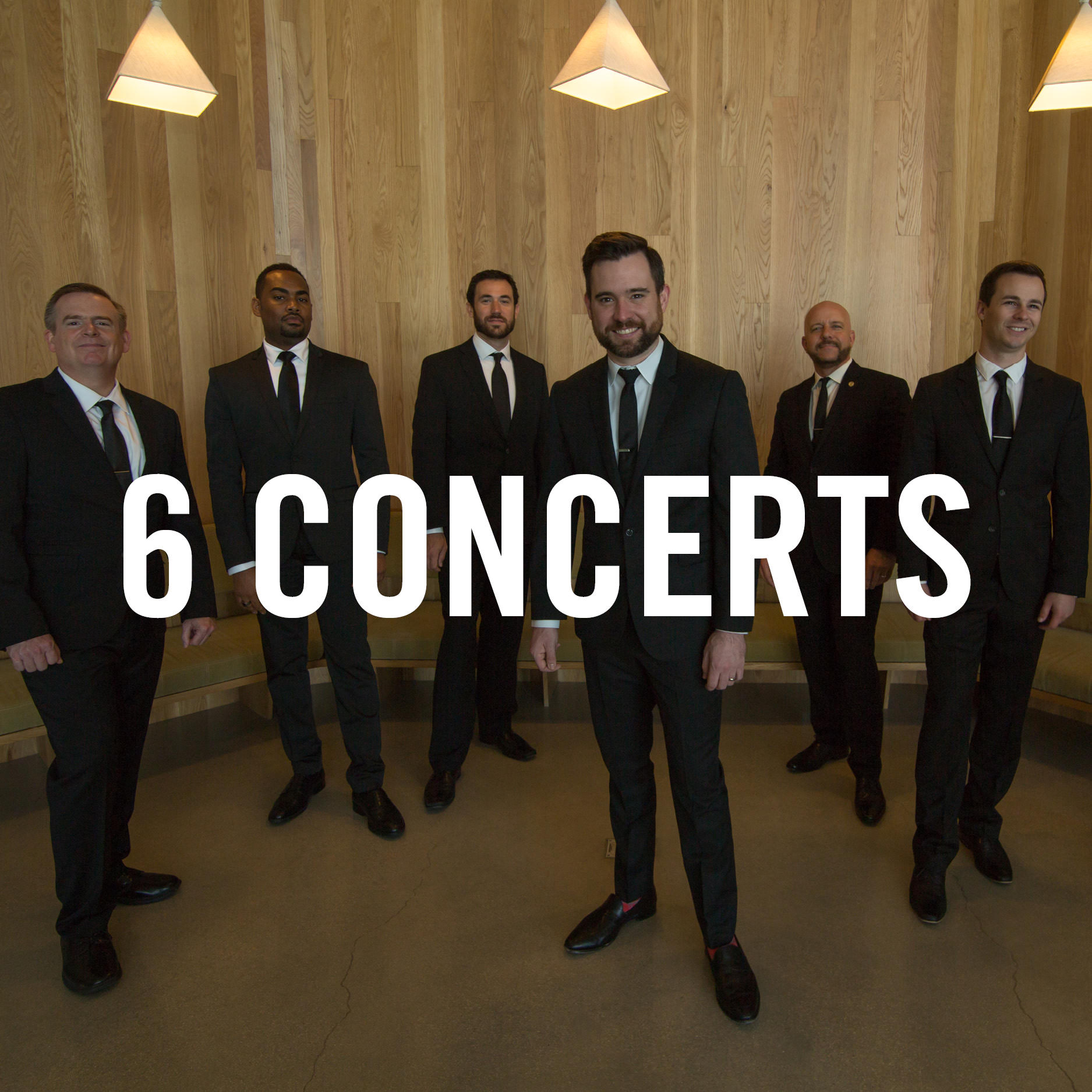 6 Concerts