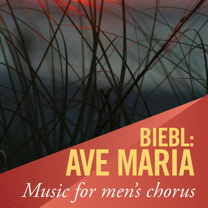 HBiebl: Ave Maria - Music for Men's Chorus